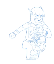 lego flash sketch
